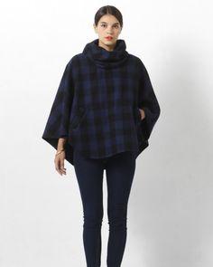 Mimosa - I am Patterns - patron de couture cape