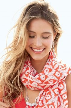 Summer scarf.