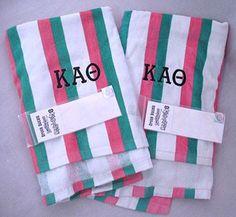 Sorority Merchandise Sale Items for Kappa Alpha Theta Kappa Alpha Theta, Custom Greek Apparel, Sorority Outfits, Greek Clothing, Bid Day, Sale Items, Screen Printing, Reusable Tote Bags, Lettering