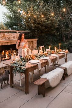 Our Thanksgiving Tablescape - Andee Layne