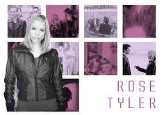 Rose Doctor Who Rose, Doctor Who Tumblr, Watch Doctor, Bbc Tv Series, Steven Moffat, Rose Tyler, Tenth Doctor, Dalek, Torchwood