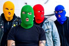 NEWS: The pop punk band, Masked Intruder, have announced a North American tour for this summer with Direct Hit! and The Priceduifkes. They'll be out in support of their upcoming album, M.I. You can check out the dates and details at http://digtb.us/mitour