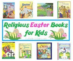 Religious #Easter Books for #Kids