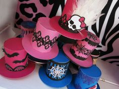 Monster High Birthday Party Ideas | Photo 1 of 11 | Catch My Party