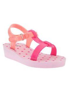 c517ac51983 Jelly platform sandals. I die. Jelly Sandals