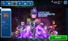 Need your Marvel fix while waiting on Age of Ultron. We look at the new action mobile game, Marvel Mighty Heroes.