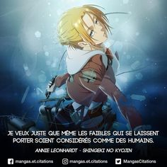 ymir attack on titan - ymir _ ymir x christa _ ymir x historia _ ymir and christa _ ymir aot _ ymir fanart _ ymir attack on titan _ ymir icon Citation Style, Quote Citation, Cute Relationship Quotes, Cute Relationships, Manga Anime, Citations Disney, Aesthetic Memes, Manga Quotes, Bleach Anime