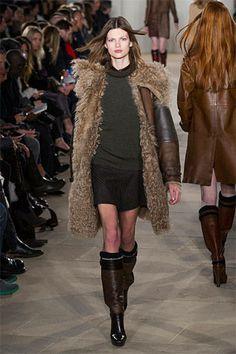 New York Fall 2013 Trend Report - Runway Fall Fashion Trends 2013 - Harper's BAZAAR