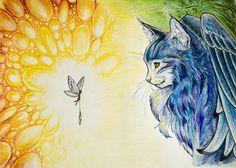 Blue Mystic - Colored by starwoodarts on DeviantArt
