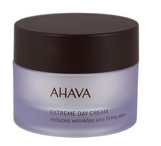 Including Dead Sea minerals and date palm extract as well as extracts from Goji berries and Iceland Moss from the towering Himalayas, this Extreme Day Cream can help the skin in ways unlike any other skin care product. Penetrating the skin your skin all day long, this anti-aging mixture of Dead Sea minerals and water is truly a gift of nature.