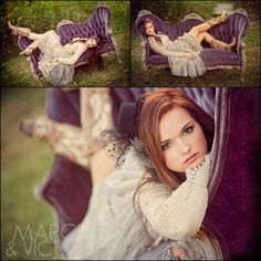 senior picture field WOW couch awesome poses Marci Ralph Photography Marci and Victor Photography