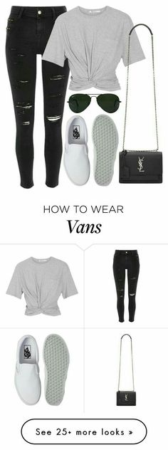 White vans outfit ideas | cute outfits