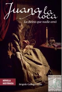 JUANA LA LOCA - Librería Río Ebro