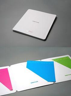 Creative Presentation Folder Designs  Presentación de proyectos en carpetas: