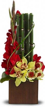 gladiolas flower arrangements   Gladiolus   Flowers - Plants - Gift - Baskets - Teleflora.com