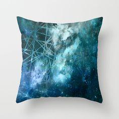 ε Aquarii Throw Pillow