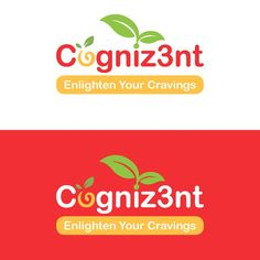 Create a simplistic and contemporary healthy snack food logo for Cogniz3nt by Charlotte Proud