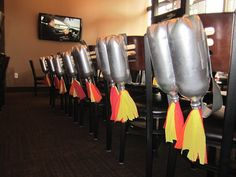 DIY Rockets for Blast-off Party - #projectnursery #DIY