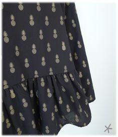 "It-robe en tissu ""a nana's fabric"""