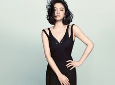 #송혜교 #blackdress