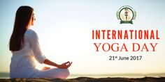 Yoga is the Journey of the self,to the Self,Through the Self. #International #YogaDay