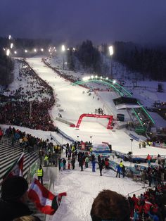Nightrace Schladming 2014