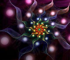 Lampion flower by eReSaW.deviantart.com on @DeviantArt