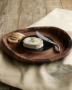 "Nambe ""Butterfly"" Cheese Tray on shopstyle.com"