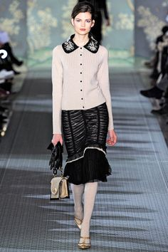 Tory Burch Fall 2012 RTW - Review - Collections - Vogue