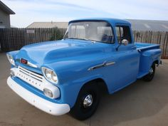 1958 Chevrolet Apache 3200- 90 - Image 1 of 24