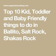 Top 10 Kid, Toddler and Baby Friendly things to do in Ballito, Salt Rock, Shakas Rock Salt Rock, Stuff To Do, Things To Do, Dogs And Kids, Mom And Dad, South Africa, Baby, Top, Travel