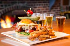 Eight Places for Virginia Crafts: Beer and Burgers