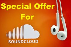 Give you 10000 soundcloud plays   50 Likes   50 Followers   50 Repost for $5