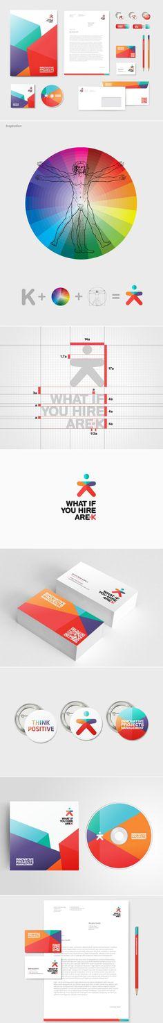 Consulting Company – Visual Identity.