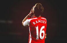 #Ramsey #16 #Arsenal