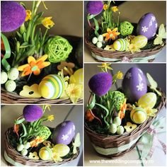 Easter flowers&decorations