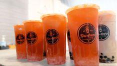 Tea Amo Vigan Boba Bar, Vigan, Milk Tea, Bars For Home, Pint Glass, Mugs, Tableware, Dinnerware, Cups