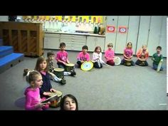 Kindergarten I'm Gonna Drum All Day - YouTube