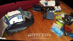 Don't know what travel gear you should use for your backpacking trip? It is essential that you read my ultimate travel packing list - travel gear. Packing List For Travel, Ultimate Travel, Backpacking, Baby Car Seats, Children, Face, Happy, Young Children, Backpacker