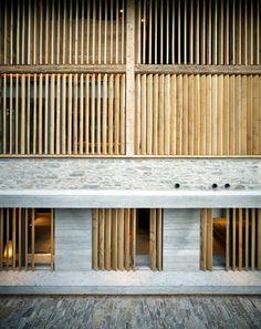 Architizer - Redevelopment of a Barn in Soglio