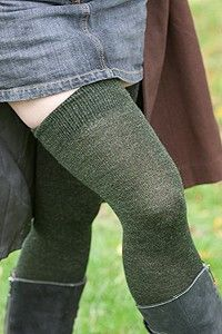Though we still have them in grey and brown, the Extraordinary Wool Socks came in a beautiful olive which we can no longer restock. We'll remember it fondly, though. #socks #otk #wool