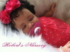 Gorgeous Ethnic, Biracial Baby Girl Naysha ** Custom Orders*LIMITED SALE $300.00 in Dolls & Bears, Dolls, Reborn | eBay