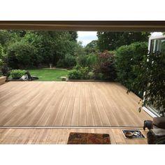 Dream House Interior, Golden Oak, Google Images, Decking, Outdoor Decor, Modern, Plants, House Interiors, House Ideas