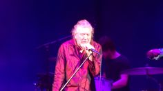 The May Queen, Robert Plant opening song at Colston Hall. 17 Nov 2017