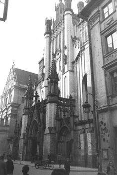 St John Cathedral, Warsaw 1940-44
