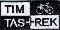 Tim Tas + Rek: on- en offline verkoop van fietstassen allerhande, een aanrader! Chevrolet Logo, Badge, Logos, Badges, A Logo, Legos