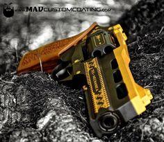 Hawkmoon replica 3d printed and hand painted hawkmoon gun