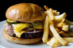 yum, it's national hamburger month!