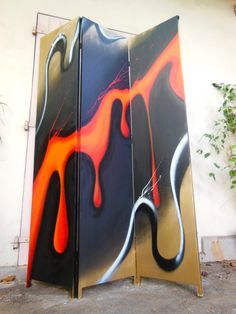 Paravent Hista  #graffiti #hista #paravent #tag