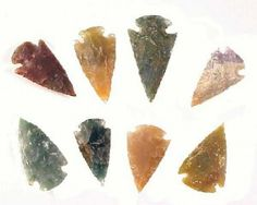 I want to find a real arrowhead.